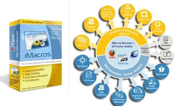 iMacros Enterprise Edition 12
