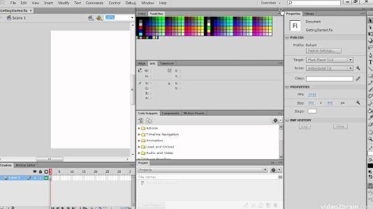 Adobe Flash CS6 Free Download