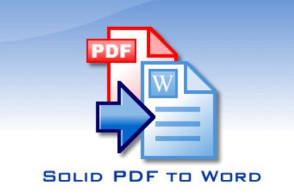 Solid PDF to Word 10