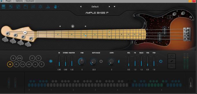 Ample Sound Ample Bass U v3
