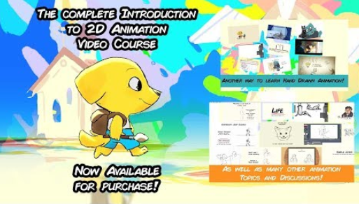 The Complete Introduction to 2D Animation – Toniko Pantoja