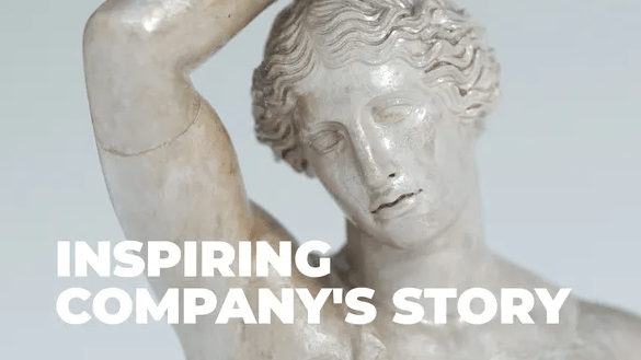 Videohive Inspiring Company Story