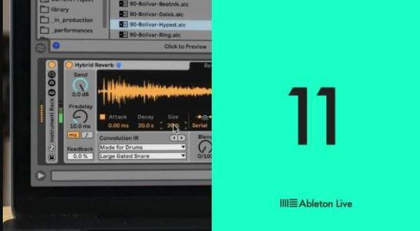 Ableton Live 11 Suite v11