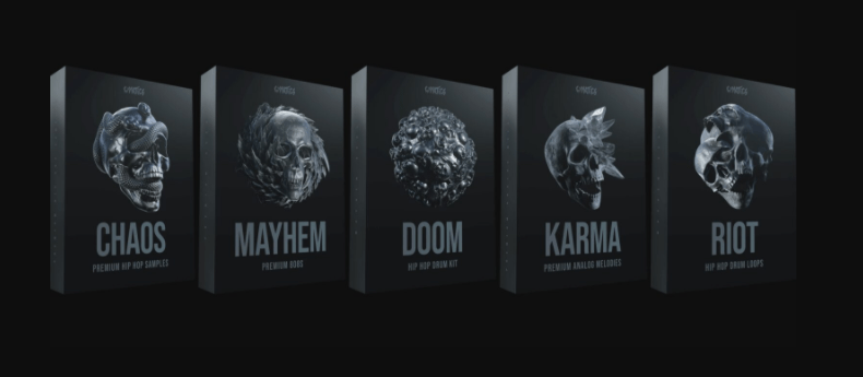 Cymatics CHAOS – Premium Hip Hop Samples