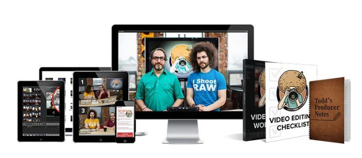 Jared Polin & Todd Wolfe FroKnowsPhoto Guide To Video Editing Free Download
