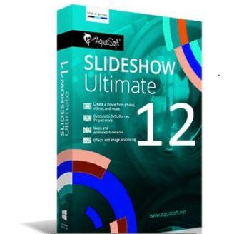 AquaSoft SlideShow Ultimate 12
