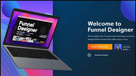Funnel Designer MasterClass 2020 by Neel Sarode
