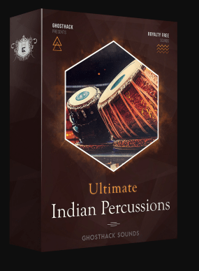Ghosthack Sounds Ultimate Indian Percussions WAV