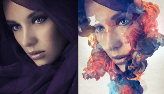 Ink Portrait Effects – Photoshop Editing with Andrei Oprinca