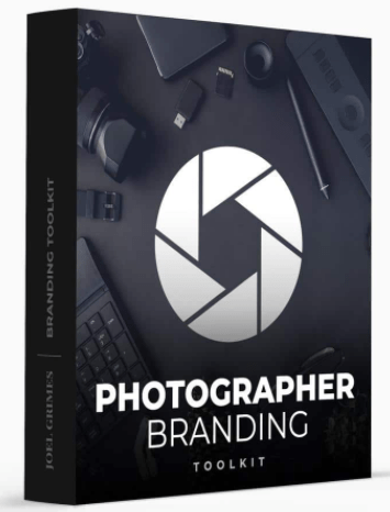 Joel Grimes – Photographer Branding Toolkit