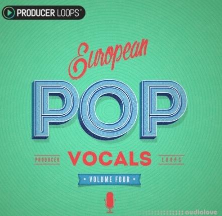 Producer Loops European Pop Vocals Vol 4 MULTiFORMAT