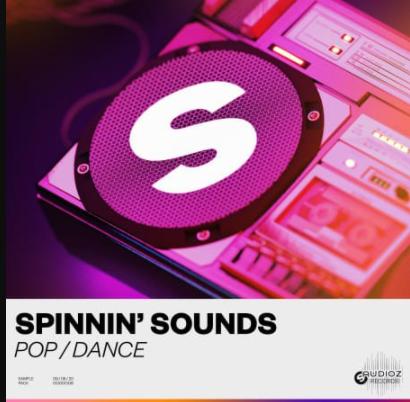 Spinnin Records Spinnin Sounds Pop Dance Sample Pack MULTiFORMAT