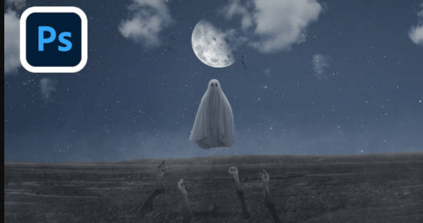 Adobe Photoshop: How To Create A Scary Composite with Tom Kai