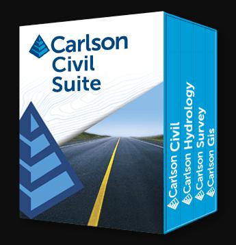 Carlson Civil Suite 2021