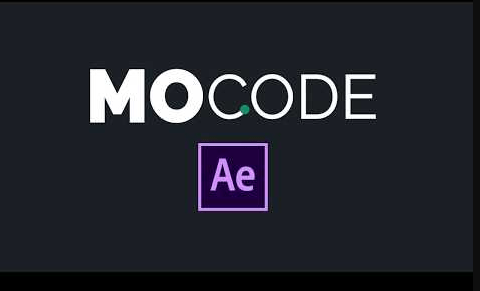 MoCode 1.1.2 for After Effects Free Download