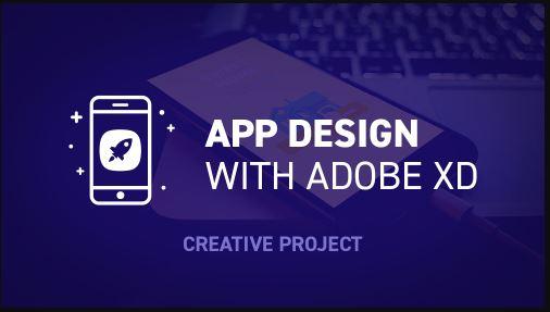 App Design with Adobe XD by Martin Perhiniak