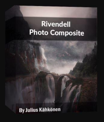 Rivendell Photo Composite by Julius Kähkönen