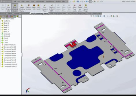 3DQuickPress 6.3.1 for SOLIDWORKS 2012-2021 Free Download