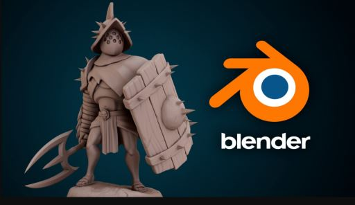 Character Sculpting with Blender Tutorials by Jose Moreno