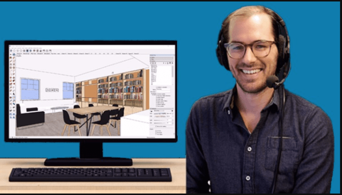 Learn SketchUp Pro 2021 the Right Way with Daniel Brown