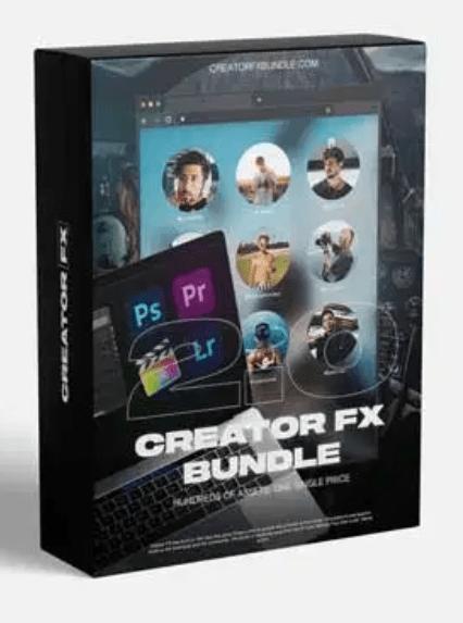 Creatorfxbundle – THE CREATOR FX BUNDLE 2.0
