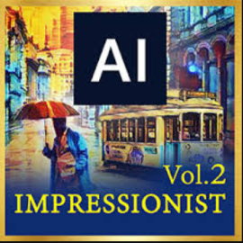 CyberLink Impressionist AI Style Pack (Vol. 1) & (Vol. 2) 1.0.0.1030 Free Download