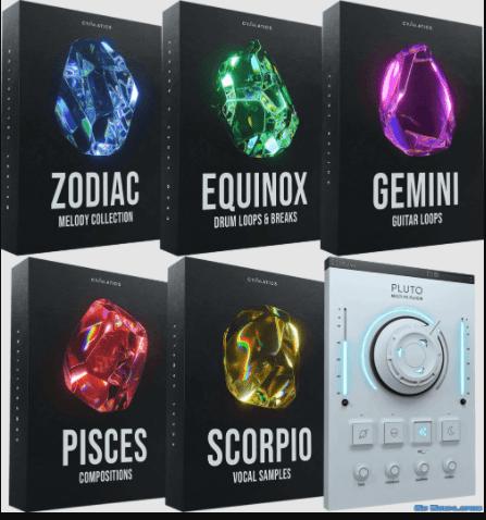 Cymatics ZODIAC Melody Collection Free Download