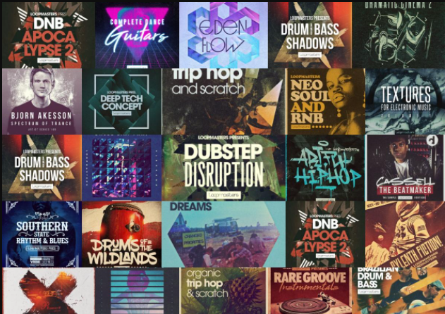 Loopmasters Latest Released Sample Collection 2021