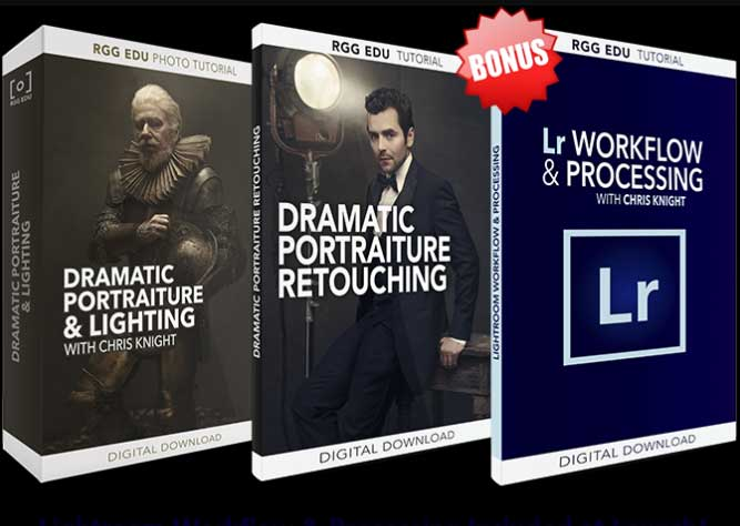 PROEDU – Dramatic Portraiture and Lighting with Chris Knight