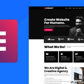 WordPress Elementor 2021 Beginner to Pro MasterClass Free Download