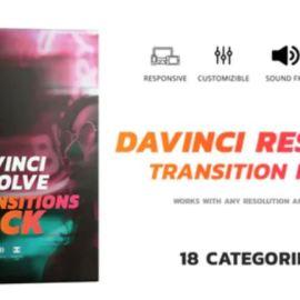 Davinci Resolve Transitions[Videohive][29711318]