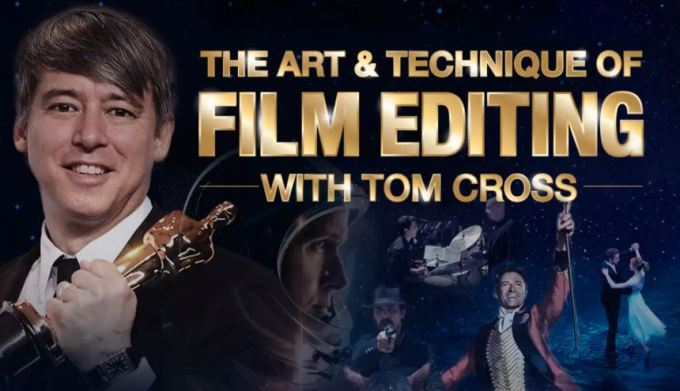 MZed – The Art & Technique of Film Editing with Tom Cross
