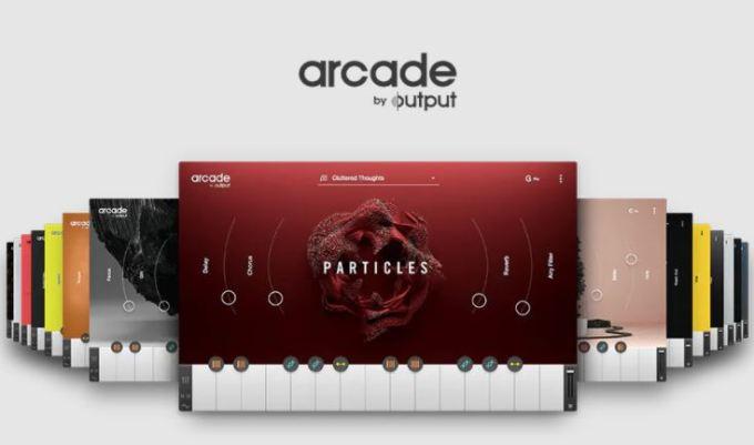 Output Arcade v1.6.1.4076
