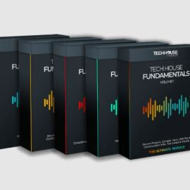Tech House Fundamentals V1 – Bundle  (premium)