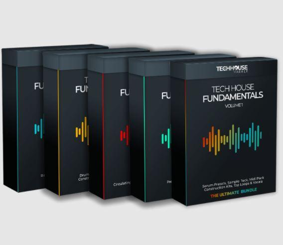 Tech House Fundamentals V1 – Bundle