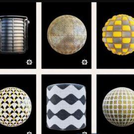 3DTextures 35 new 4k Texture maps + Substance Painter/Designer files Free Download