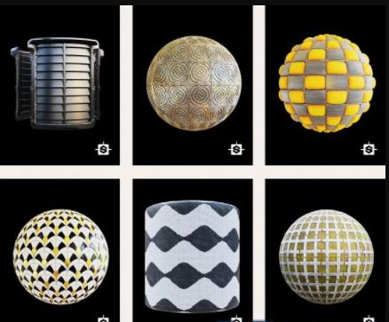 3DTextures 35 new 4k Texture maps