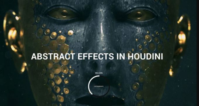 CGMA – Abstract FX in Houdini