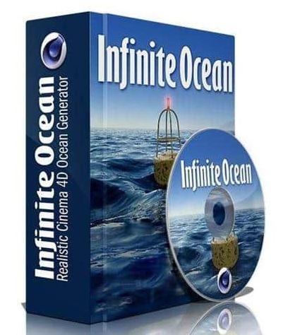 Infinite Ocean v1.5.4 for Cinema 4