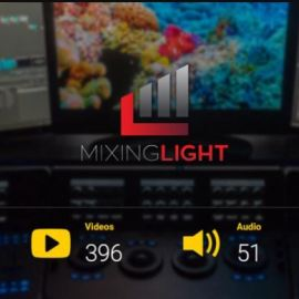 MIXING LIGHT Color Grading Tutorial Library Free Download