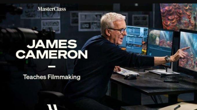 MasterClass – James Cameron Teaches Filmmaking