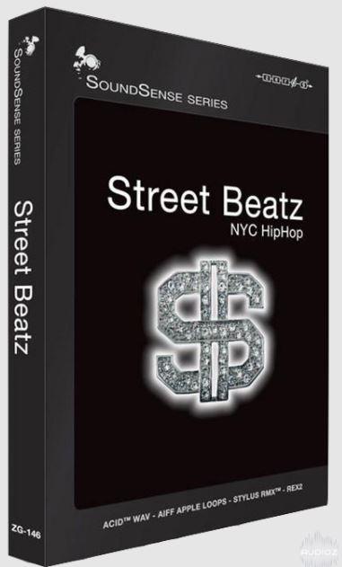 Zero-G SoundSense – Street Beatz MULTiFORMAT