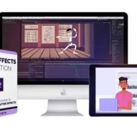 Adobe After Effects Project Based Animation Course Part-1