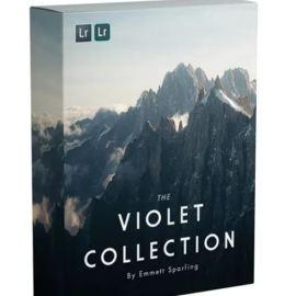 Emmett Sparling – Violet Collection – Crash Course
