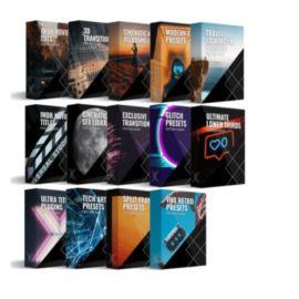 FOUR Editors PLATINUM BUNDLE: COMPLETE ALL IN 1 – 3000+ Free Download (Premium)