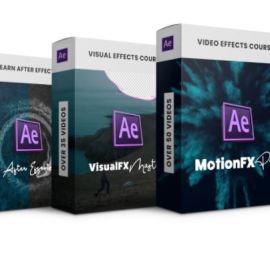 FlatpackFX – MotionFX Pro Video Effects Full Course 2021