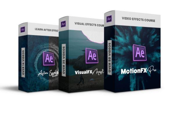 FlatpackFX – MotionFX Pro Video Effects