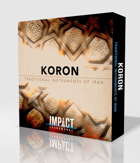 Impact Soundworks KORON Traditional Instruments of Iran WAV KONTAKT