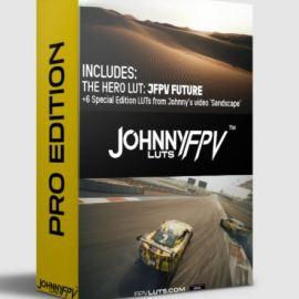 Johnny FPV x Jake Irish – Johnny FPV™ LUTS (PRO Edition)