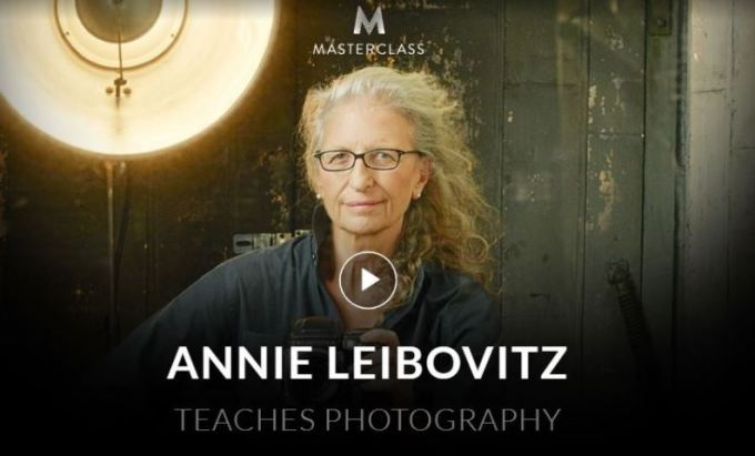 Masterclass – Annie Leibovitz Teaches Photography Free Download